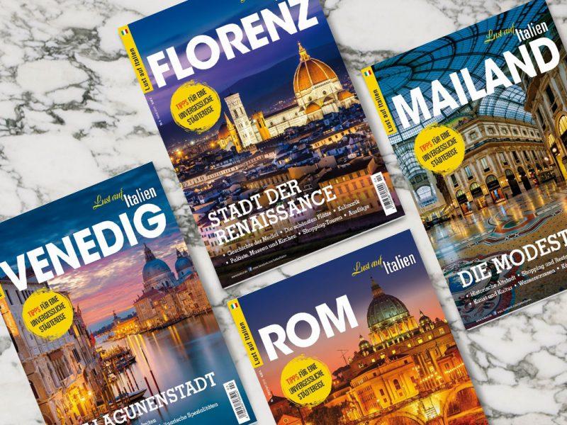 Lust auf Italien: Erleben & Genießen