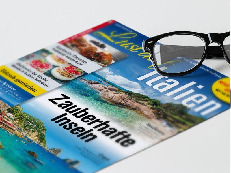 Lust auf Italien: Das Magazin